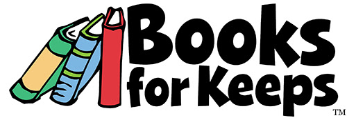 Books for Keeps Logo